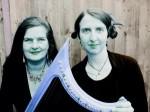 Agnethe Christensen ja Leah Stuttard